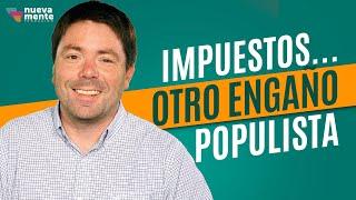 Download Sebastián Stephens: Impuestos... otro engaño populista Video