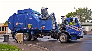 Download Garbage Trucks: On Route, In Action! Video