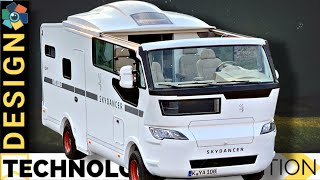 Download 10 IMPRESSIVE CAMPER VANS, CARAVAN and MOTORHOMES Video