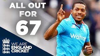 Download England Bowl Sri Lanka Out For 67 | England v Sri Lanka ODI 2014 - Full Highlights Video