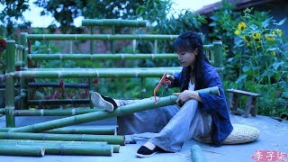 Download (竹沙发)Using bamboo to make some sophisticated old furniture——Bamboo Sofa|Liziqi channel Video