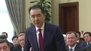 Download Как Президент прервал премьер-министра Сагинтаева Video