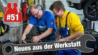 Download 3.500 € für DPF-Tausch!   Voodoo gegen Jürgen   Durchrostete Bremsleitung bringt Lebensgefahr Video