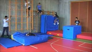 Download Parkour-School Zingonia 2011 Video