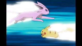 Download Pikachu vs. Espeon! | Pokémon: Battle Frontier Video