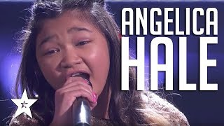 Download AMAZING ANGELICA HALE America's Got talent 2017 | All Auditions & Performances | Got Talent Global Video