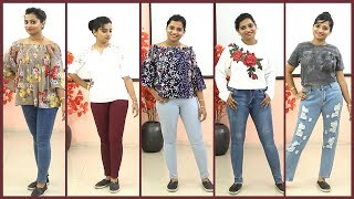 Download Only Pants Haul - Skinny, jegging, Jeans, Boyfriend Jeans - TRY ON Video