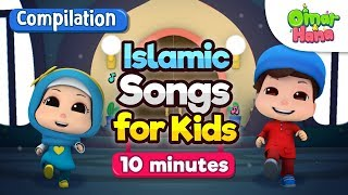 Download Islamic Cartoons for Kids | Compilation | Loving Orphans and more | Omar & Hana Video
