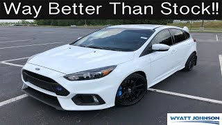 Download What it's like to Drive a HENNESSEY HPE400 Focus RS! Video