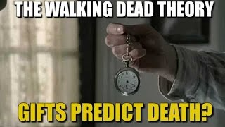 Download The Walking Dead Theory & Discussion TWD Gifts Predict Death? Video
