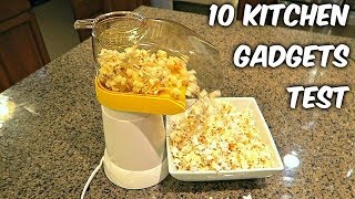 Download 10 Kitchen Gadgets put to the Test - part 15 Video
