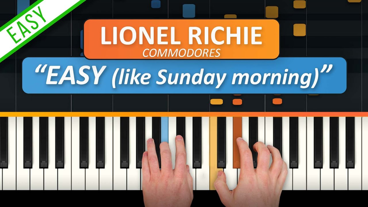 Stream how to play easy like sunday morning by commodores how to play easy like sunday morning by commodores hdpiano baditri Gallery