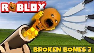 Download Roblox: BROKEN BONES 3 - Cracking up! [Annoying Orange Plays] Video