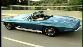 Download E Type Jaguar vs Corvette Stgingray Video