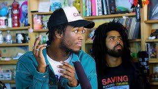 Download Saba: NPR Music Tiny Desk Concert Video
