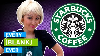 Download EVERY STARBUCKS EVER Video