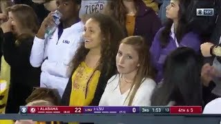 Download Meet Kaileigh Thomas-″Sad girl″ from the LSU vs. Alabama football game Video