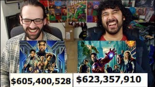 Download BLACK PANTHER To Become The HIGHEST GROSSING SUPERHERO MOVIE Of All Time!!! Video