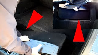 Download Tesla Rear Trunk Cover Storage Fits perfectly in trunk compartment! Video