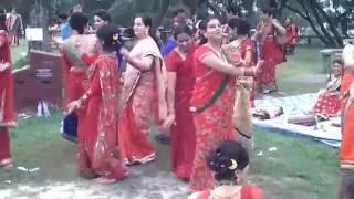 Download Teej Hong Kong 2015 by Gulmi Samaj Video