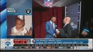 Download Raiders Draft Khalil Mack Video