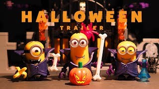 Download Minions Halloween 2017 Trailer - Stop Motion Video