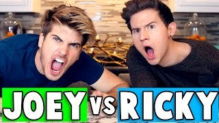Download JOEY vs RICKY: WHO KNOWS MUSIC BETTER Video