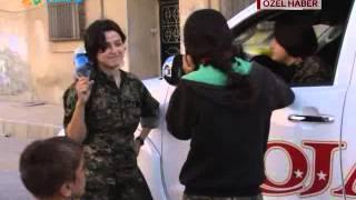 Download Tel Abyad'ı IŞİD'den kurtaran YPG'liler anlattı Video