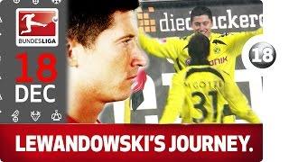 Download Lewandowski's Bundesliga Journey - Back to His Roots - Bundesliga 2016 Advent Calender 18 Video