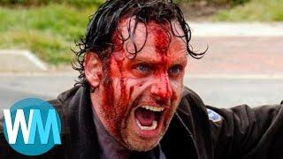 Download Top 10 des MOMENTS CHOQUANTS de The Walking Dead ! Video