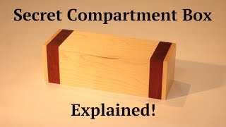 Download How To - Secret Compartment Box I Video