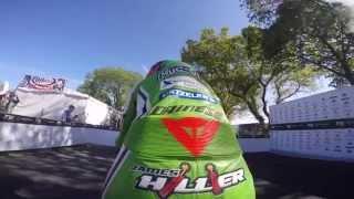 Download Official - Kawasaki Ninja H2R - Isle of Man - Onboard Lap Video