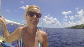 Download SE2 EP37. A Nudist beach and a Bouncy water park - Exploring St Anne - Sailing the Caribbean Video