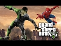 Download GREEN GOBLIN vs SPIDERMAN in GTA 5! Mod Gameplay! Video