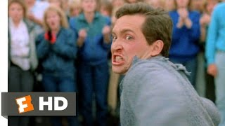 Download One Big Punch - Three O'Clock High (10/10) Movie CLIP (1987) HD Video