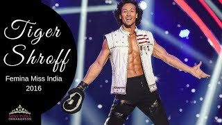 Download Tiger Shroff's Best Ever Performance At fbb Femina Miss India 2016 Video