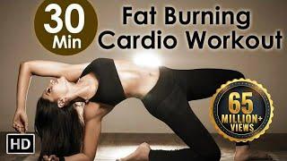 Download 30 Min Fat Burning Cardio Workout - Bipasha Basu Unleash 'Full Routine' - Full Body Workout Video