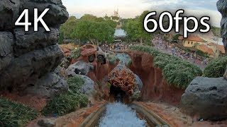 Download Splash Mountain front seat on-ride 4K POV @60fps Walt Disney World's Magic Kingdom Video