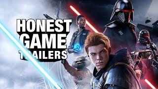 Download Honest Game Trailers | Star Wars Jedi: Fallen Order Video