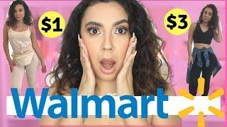 Download OMG TIENEN QUE VER ESTOS OUTFITS DE WALMART $1, $3, $5 | STYLEDBYALE Video