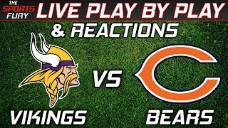 Download Vikings vs Bears | Live Play-By-Play & Reactions Video