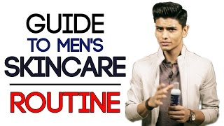 Download Men's BEST SKINCARE Routine | Men's DAILY Skin Care Routine | Mayank Bhattacharya Video