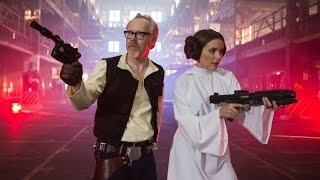 Download Star Wars Special - Mythbusters Video