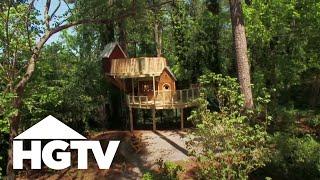Download World's Best Treehouse Design for Kids - HGTV Video