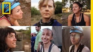 Download How These Female Cavers Recovered New Human Ancestor Fossils (Exclusive Video) | National Geographic Video