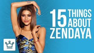 Download 15 Things You Didn't Know About Zendaya Video
