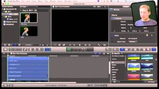 Download Blurring A Moving Face in Final Cut Studio Pro X (MacMost Now 590) Video