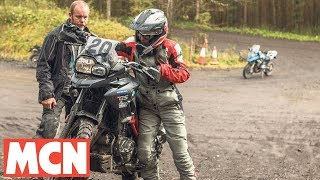Download Part 2: BMW Off Road Skills | Experiences | Motorcyclenews Video