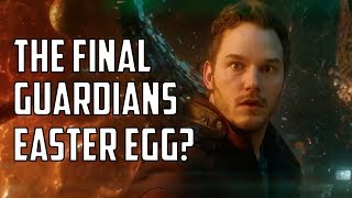 Download Is This the Final Guardians of the Galaxy Easter Egg? Video