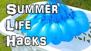 Download The Ultimate Summer Life Hacks Video Video